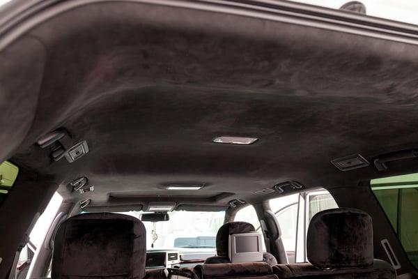 como arreglar el techo del coche