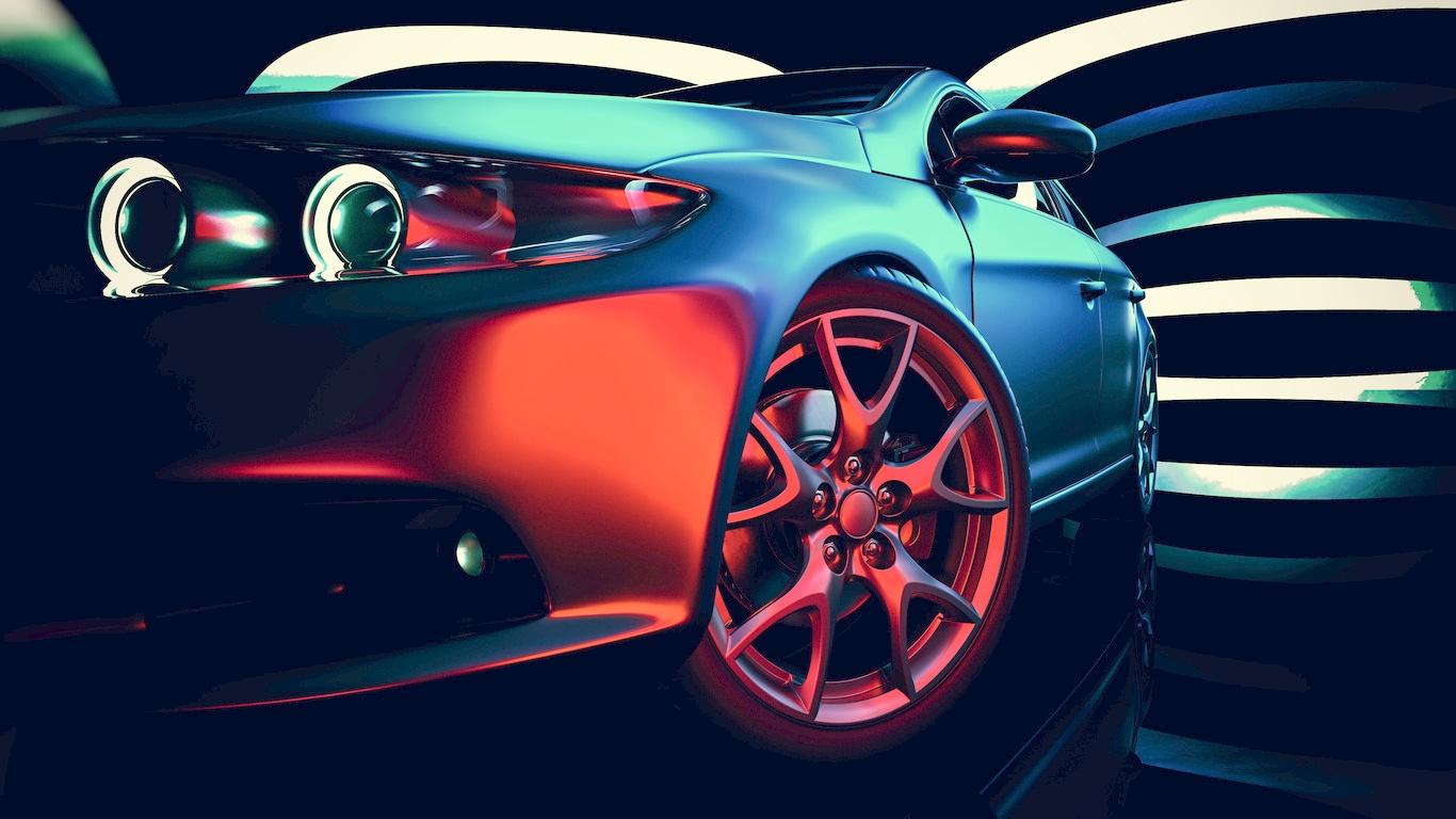 F1 materiales carrocería