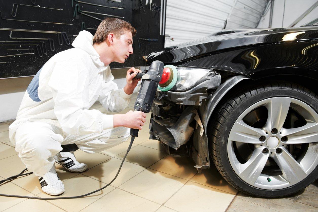 F1 pulir y limpiar faros
