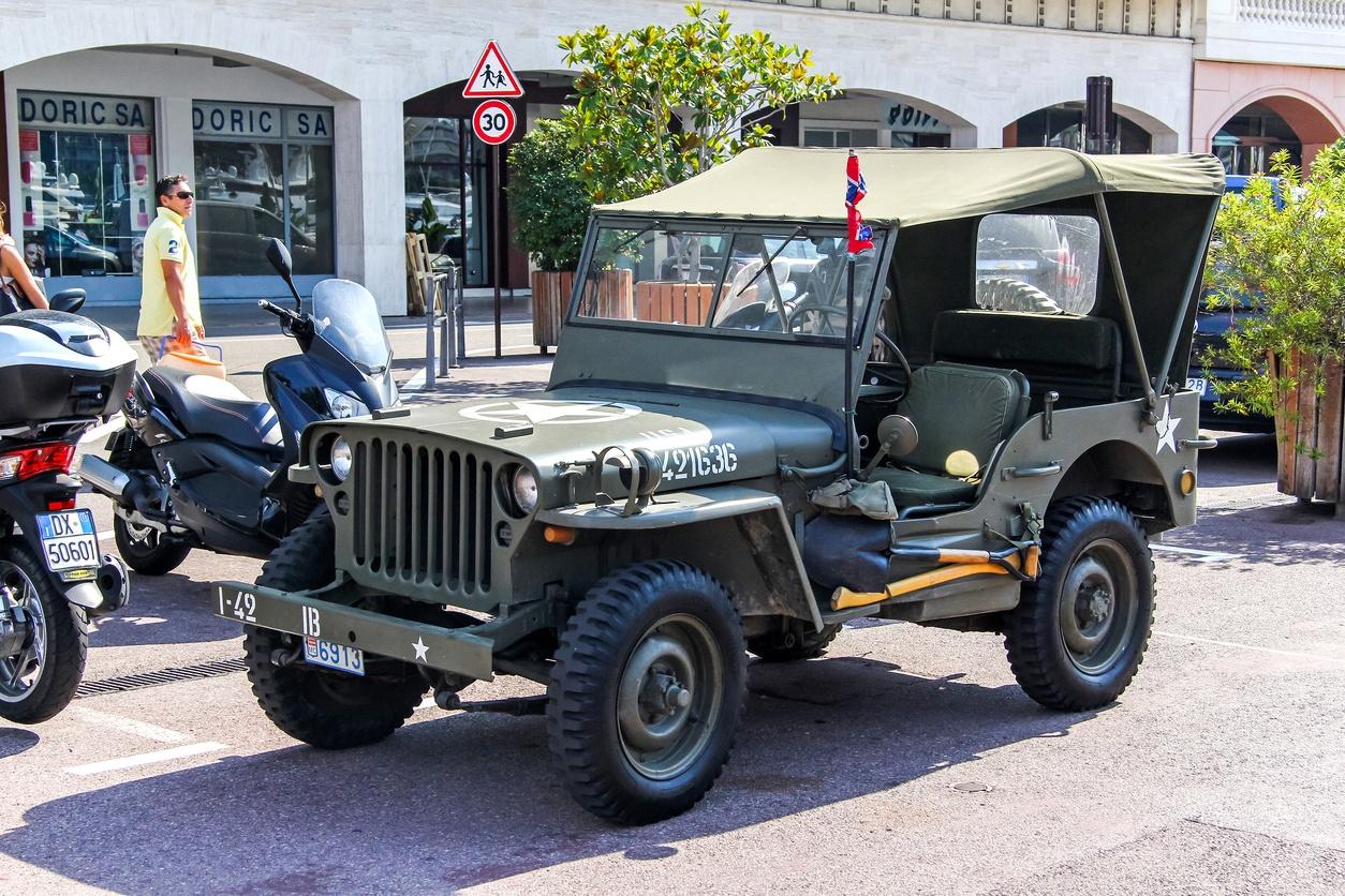 F2 SUV