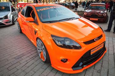 F2 accesorios coche