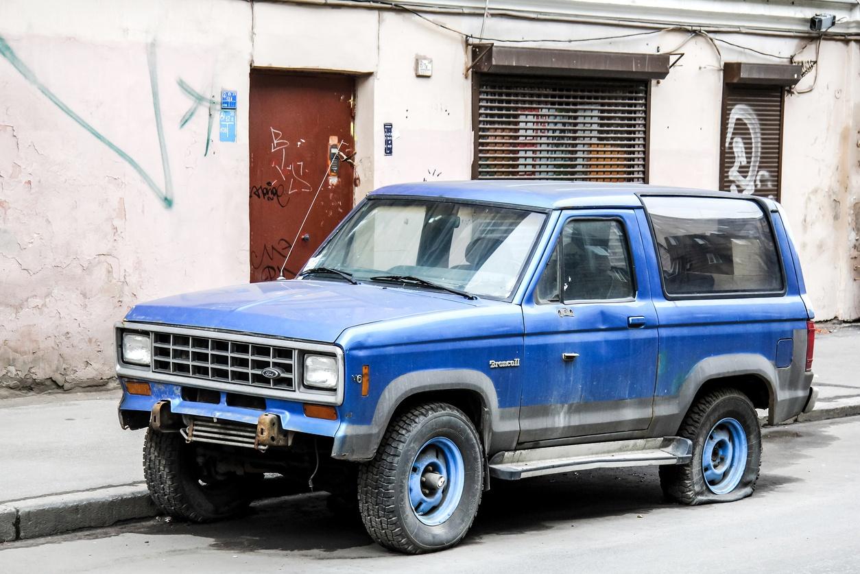 F3 SUV