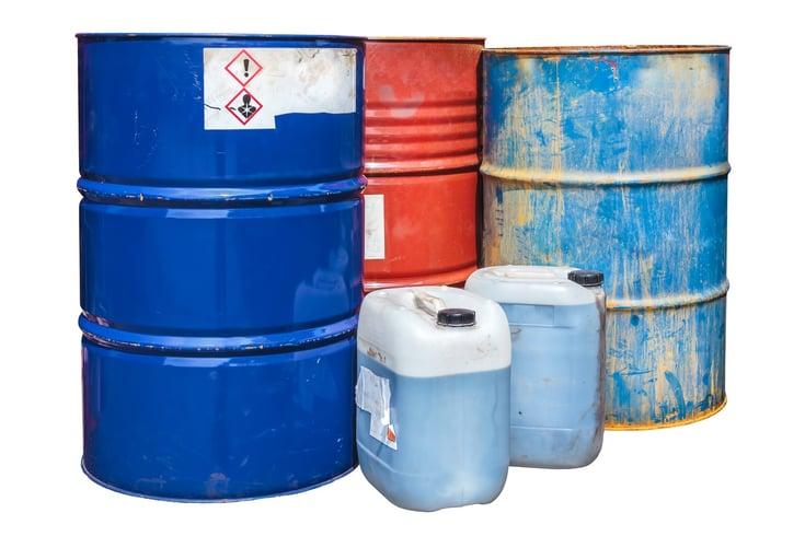 gestion residuos taller peligrosos