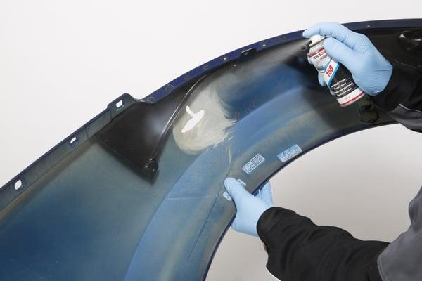 barniz spray restaurado