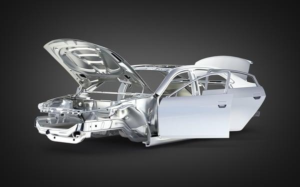 materiales para carroceria aluminio