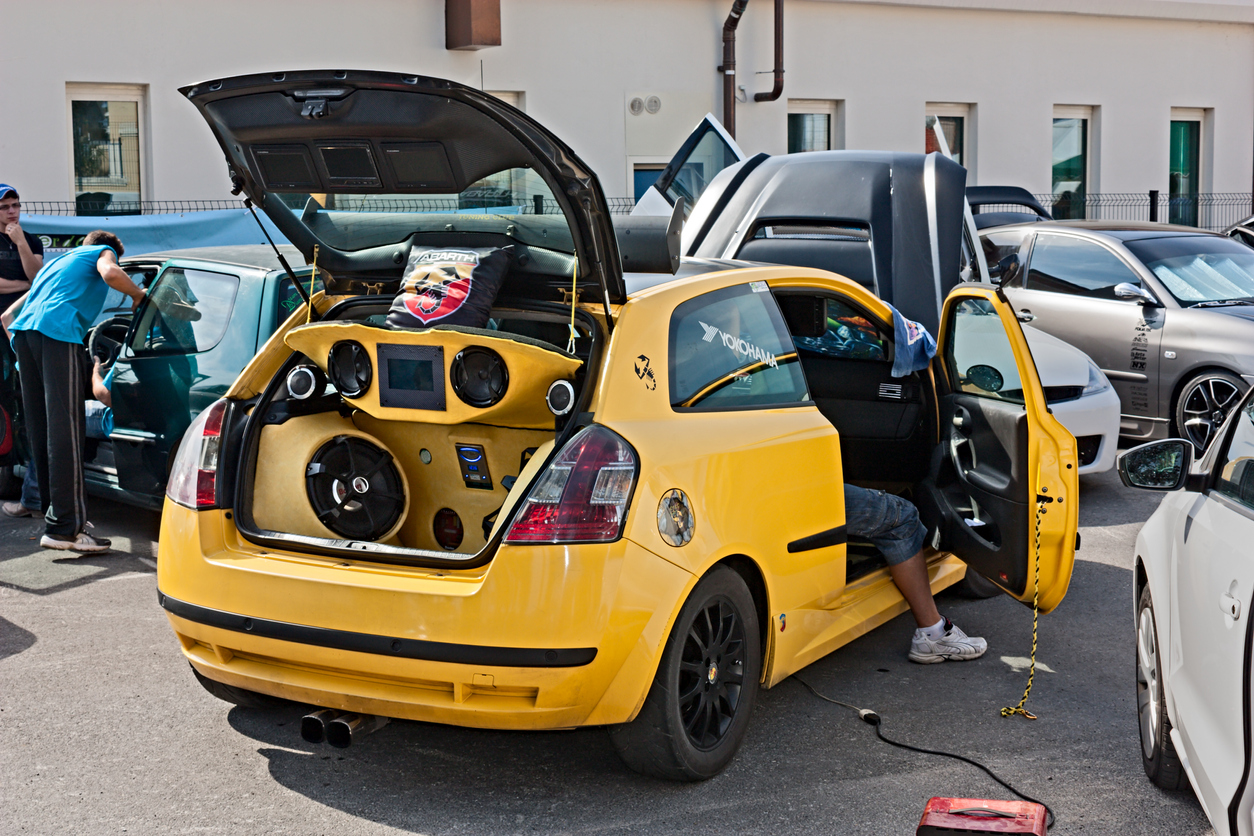 F5 accesorios coche