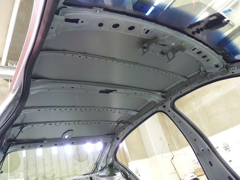 sustituir o reparar techo interior procedimiento y consejos