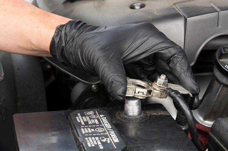 precauciones bateria coche