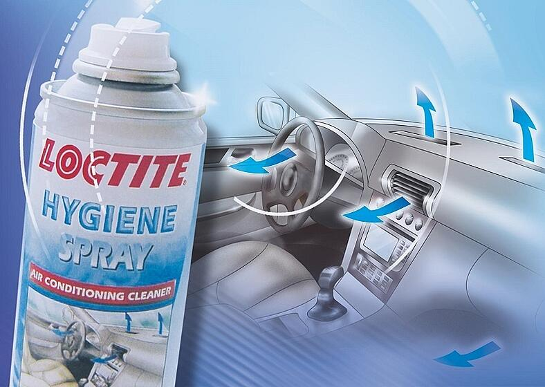 LOCTITE SF 7080 hygiene spray