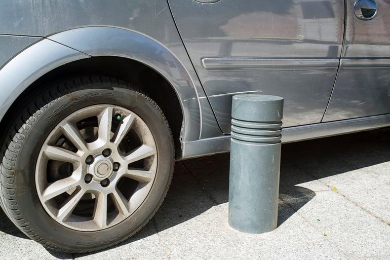 Reparar arañazos coche