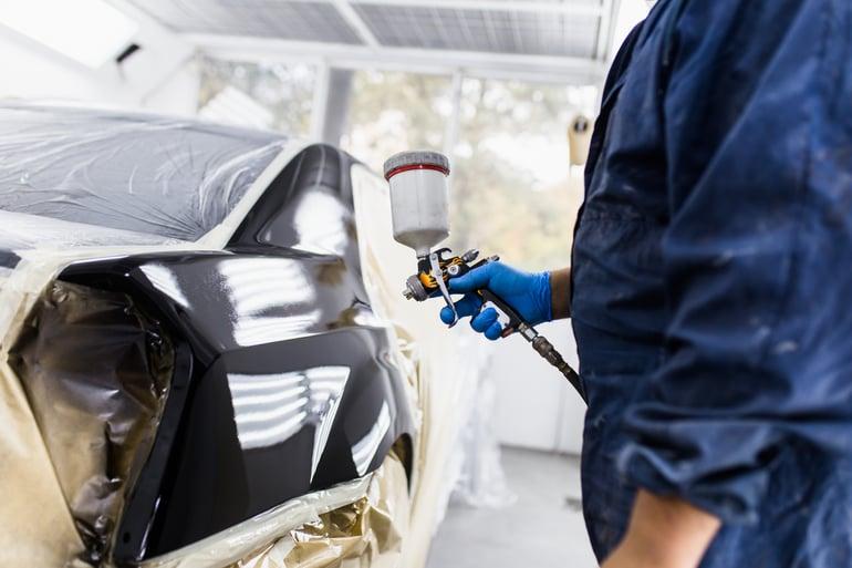 Reparar arañazos coches