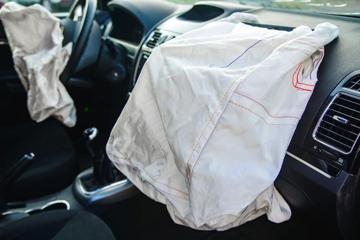 Tipos de airbag funcionamiento