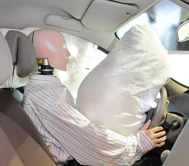 Tipos de airbag