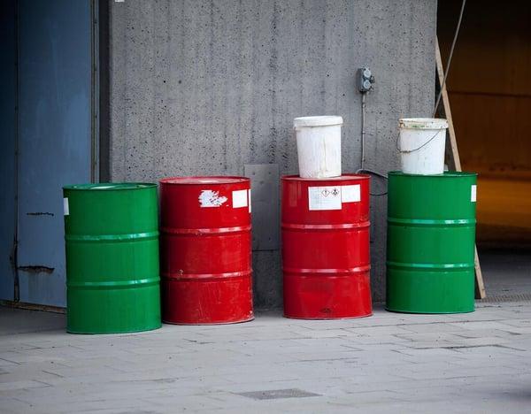 residuos en el taller gestion ambiental
