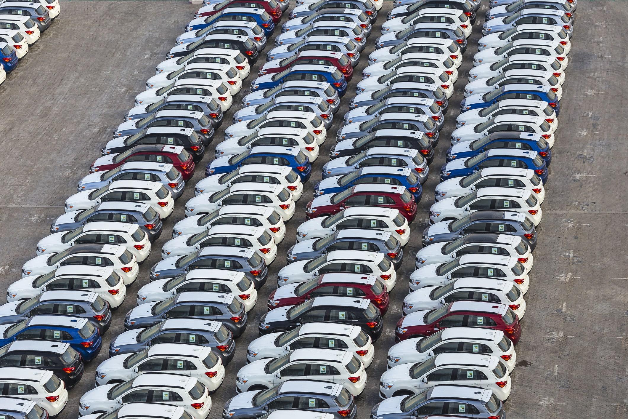 clasificación de vehículos