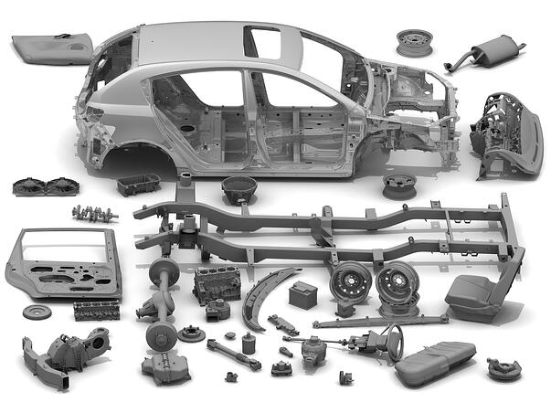 materiales para carrocerias