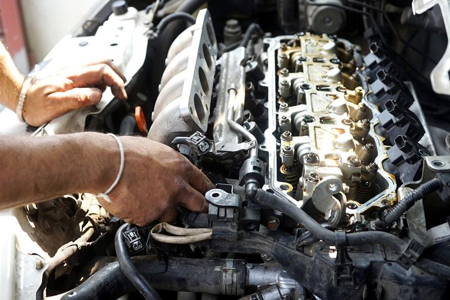 homologar cambio de motor