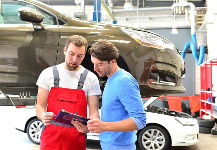 mantenimiento coche pdf