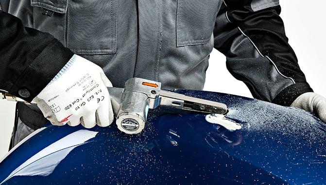 reparar plasticos exteriores coche 2