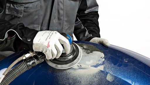 reparar plasticos exteriores coche 6