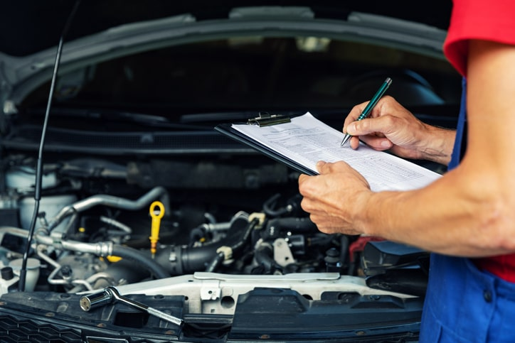 tipos de mantenimiento coche