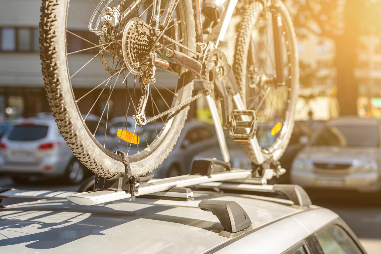 Portabicicletas para coche: tipos y características