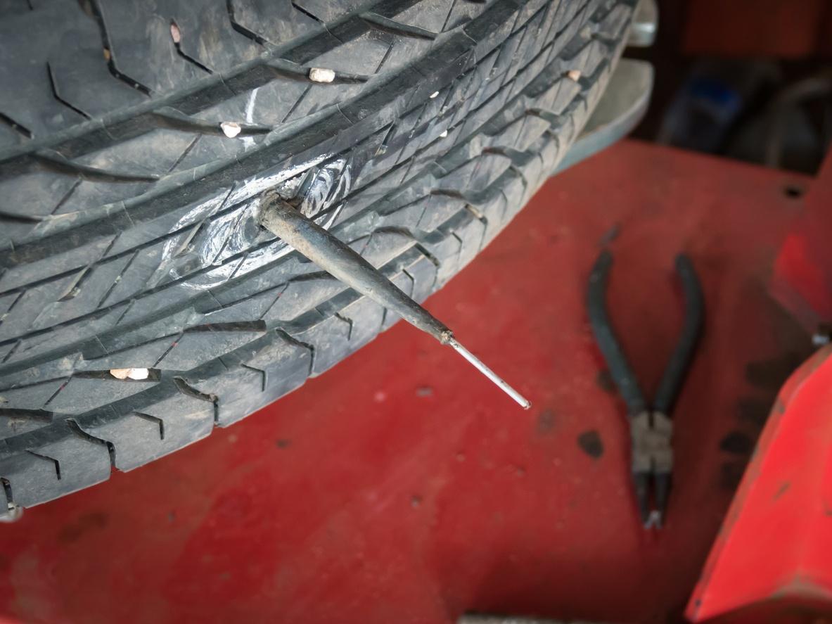 Artículo técnico: 'Métodos de reparación de neumáticos'