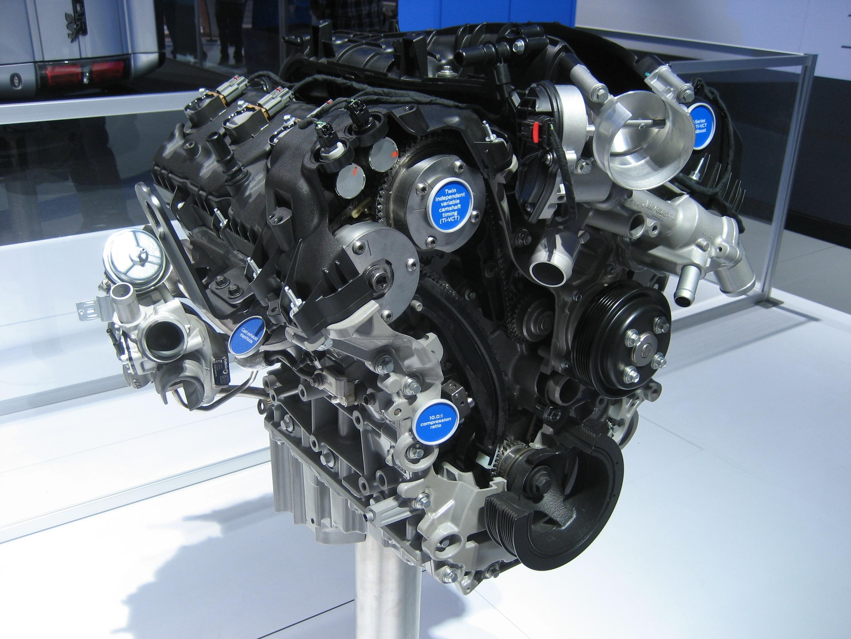 ¿Cuál es el secreto del éxito de los motores EcoBoost?