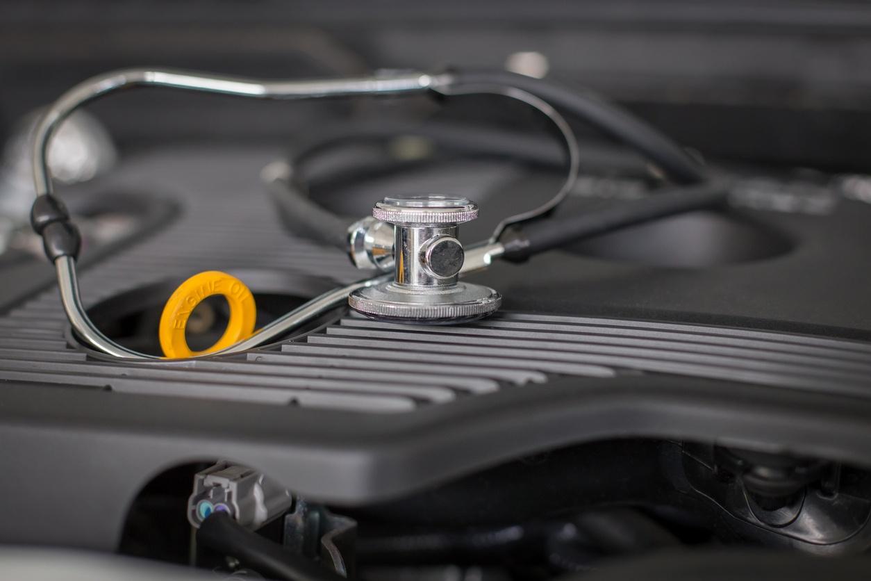 ¿Se pueden identificar averías por los ruidos del motor?