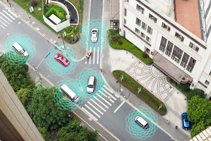 3 ciudades ficticias en las que se prueban coches autónomos
