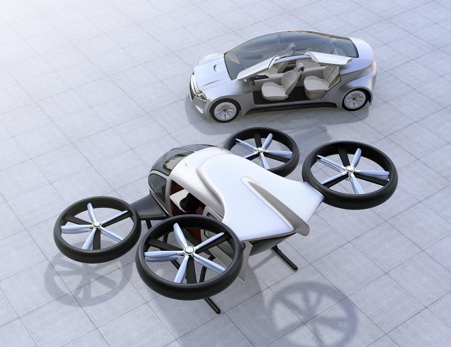 Audi y Airbus apuestan por el coche volador