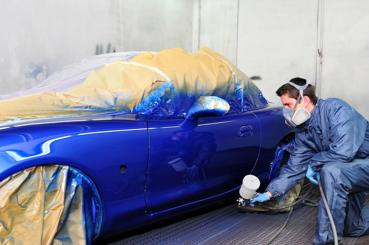 Artículo técnico: 'Secretos para conseguir un óptimo pintado de la carrocería'