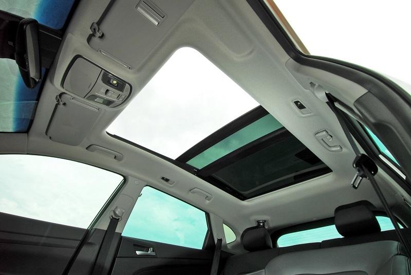 Consejos para cuidar el techo solar del coche