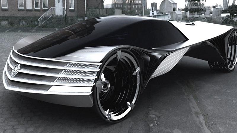 Thorium, el coche que podría circular 100 años sin repostar