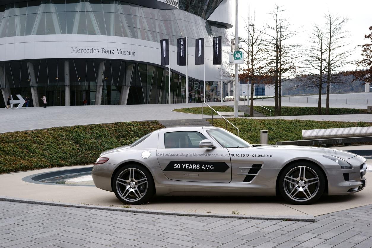 Los 5 museos de coches más fascinantes