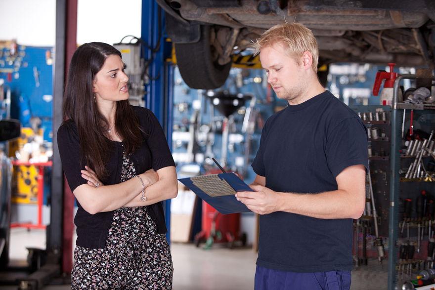 Las 7 cosas que más molestan a un mecánico